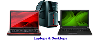 LAPTOPS/DESKTOPS
